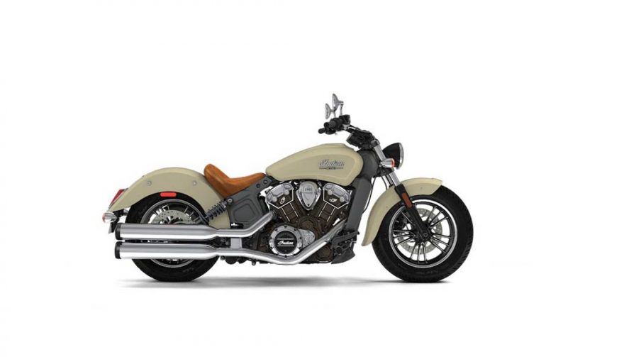 The Indian Scout is one of the best cruiser motorcycle