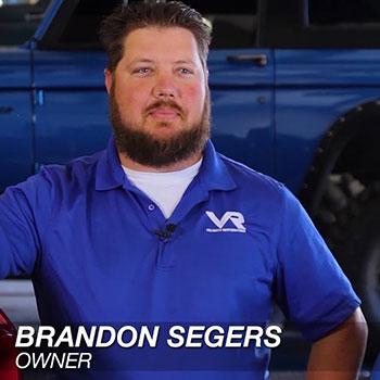 Brandon - Velocity Restorations