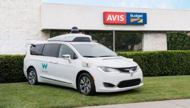Avis Budget Group partners with Waymo