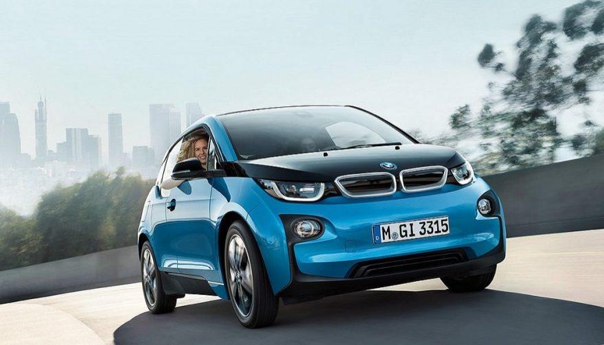 The 2017 Bmw I3 Is One Of Best Commuter Cars