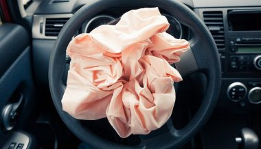 An airbag is at the heart of the Takata bankruptcy