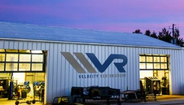 Velocity Restoration Shop
