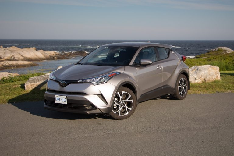 The 2017 Toyota C-HR