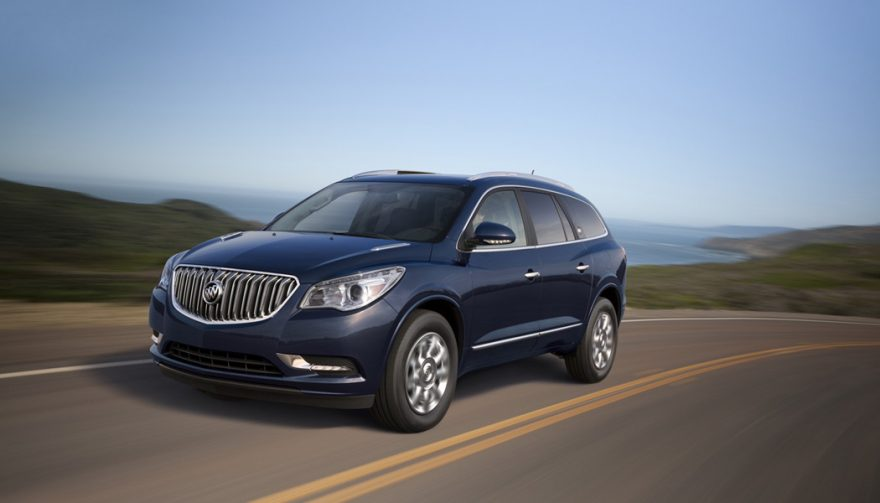 The Buick Enclave