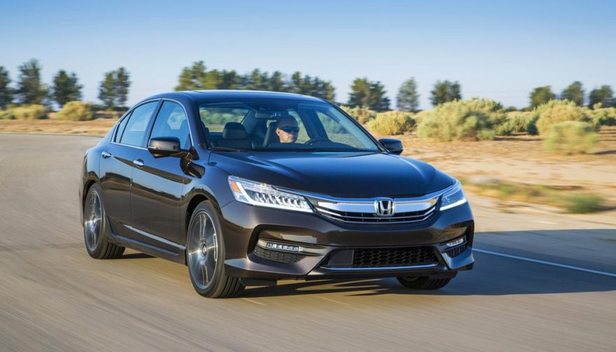 The 2017 Honda Accord