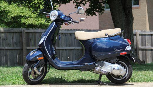 2012 Vespa LX 150 ie