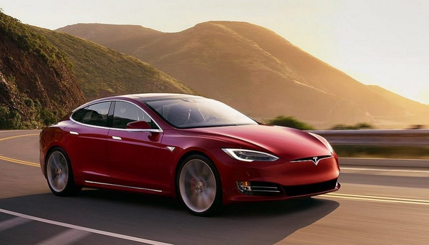 The Model S safety rating was downgraded by the IIHS