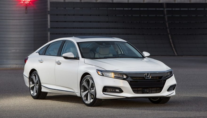 The new Honda Accord has been reimagined from the ground up