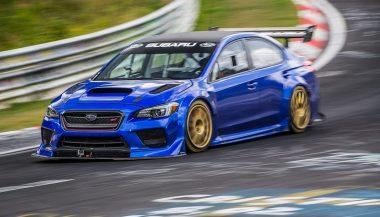 The Subaru WRX STI Type RA NBR Special