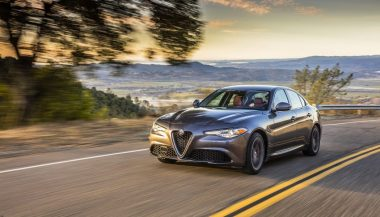 A Alfa Romeo Giulia lease package makes the luxury sedan very affordable