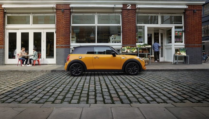 A three-door MINI hatch will be the base of the electric MINI