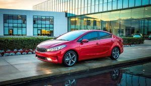 Kia Forte safety rating