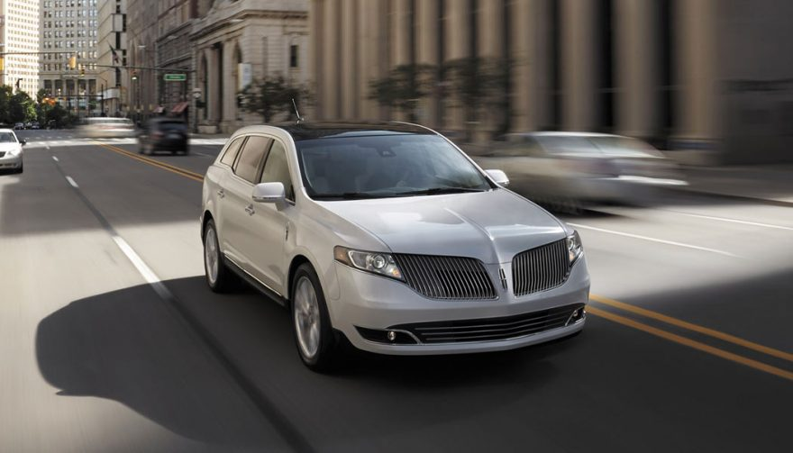 The Lincoln MKT