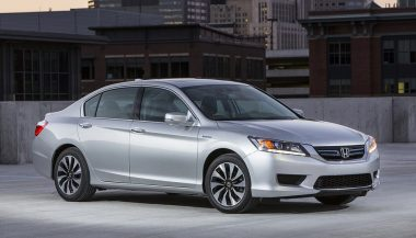The Honda Accord is the most stolen car