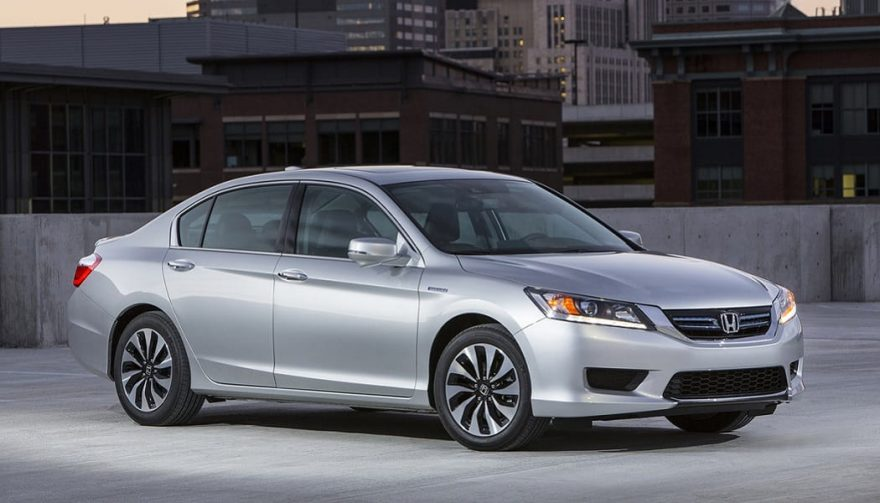 The Honda Accord Is Most Stolen Car
