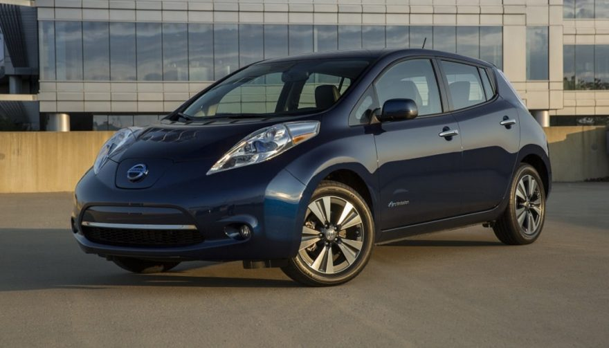 The new Nissan Leaf will offer a one pedal driving function