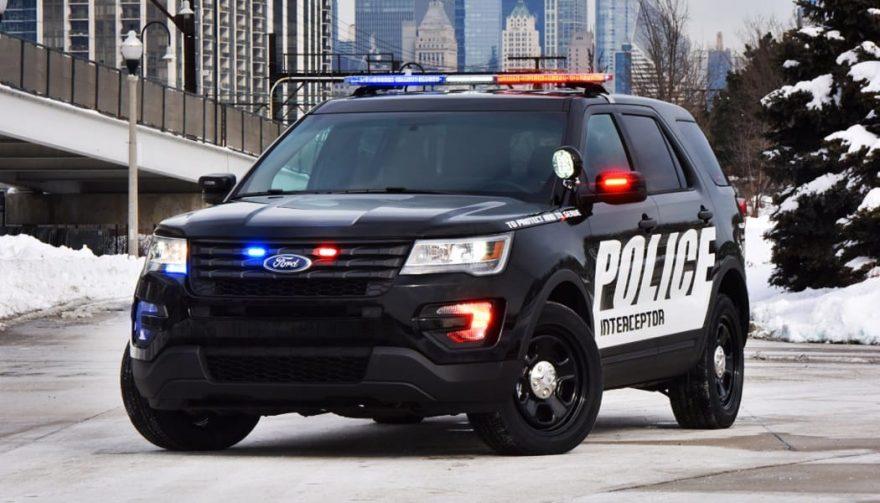 Police Interceptor carbon monoxide leak