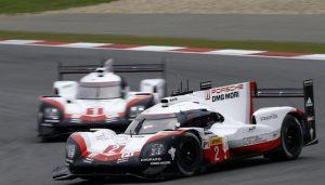 Porsche Forumla E