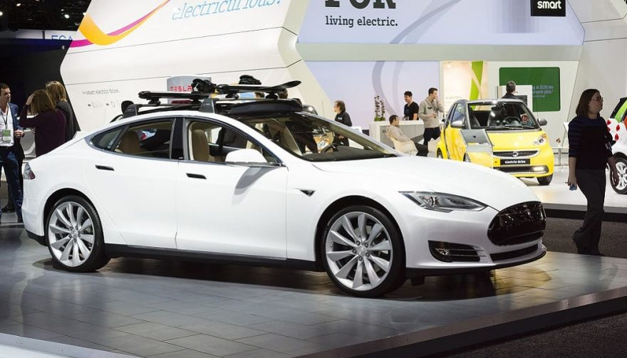 Tesla thefts are on the rise in the Europe