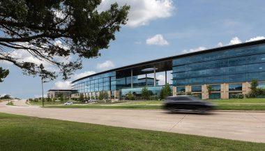 The North American Toyota headquarters