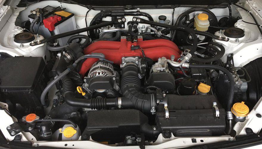 2017 Subaru BRZ Engine