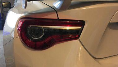 2017 Subaru BRZ Tail