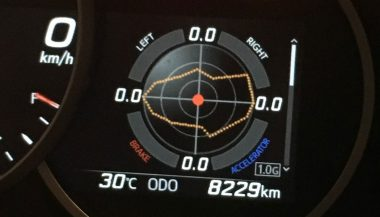 2017 Subaru BRZ G Force