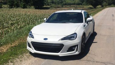 2017 Subaru BRZ Feature