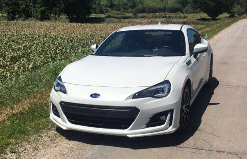 2017 Subaru BRZ Feature