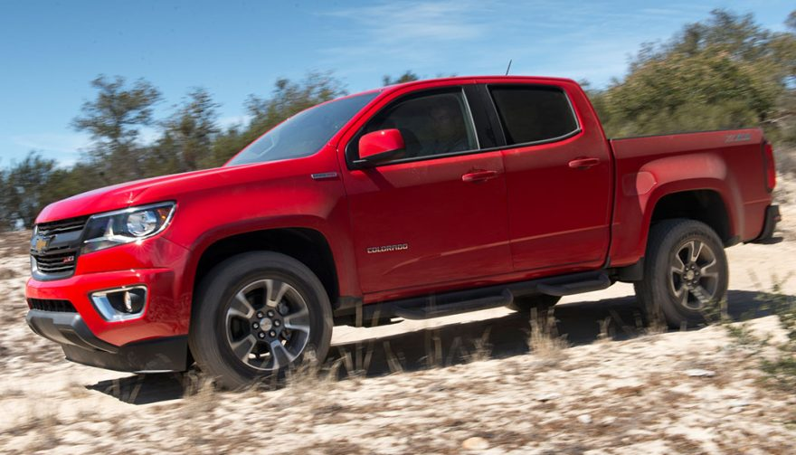 The Chevrolet Colorado Could Be Considdered Best Pickup Truck