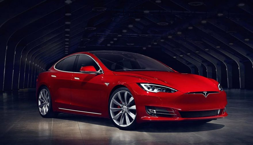 The Tesla Model S is one of the best luxury cars