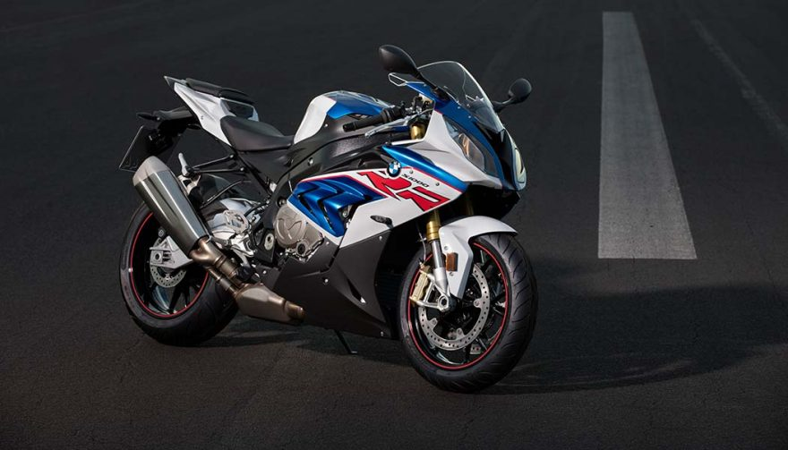 The BMW S1000RR has one of the fastest motorcycle 0-60 times