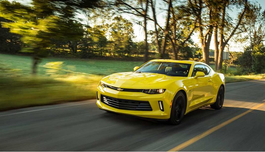 The 2018 Chevrolet Camaro 1LS is one of the best affordable sports cars