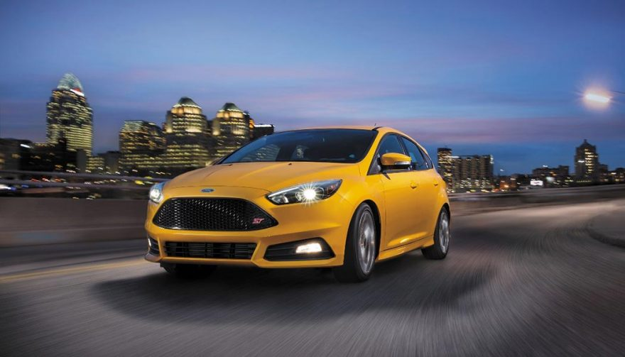 The 2017 Ford Focus ST is one of the best affordable sports cars