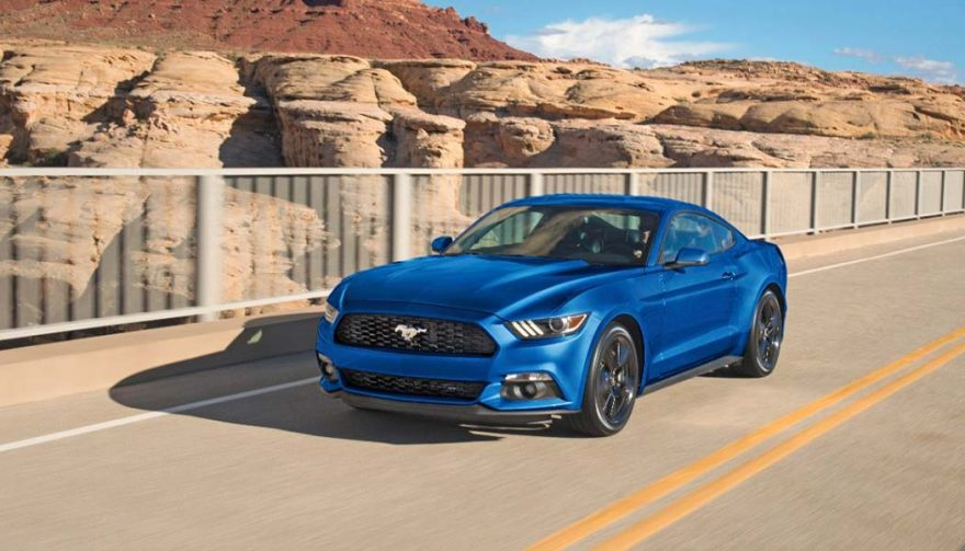 The 2017 Ford Mustang is one of the best affordable sports cars