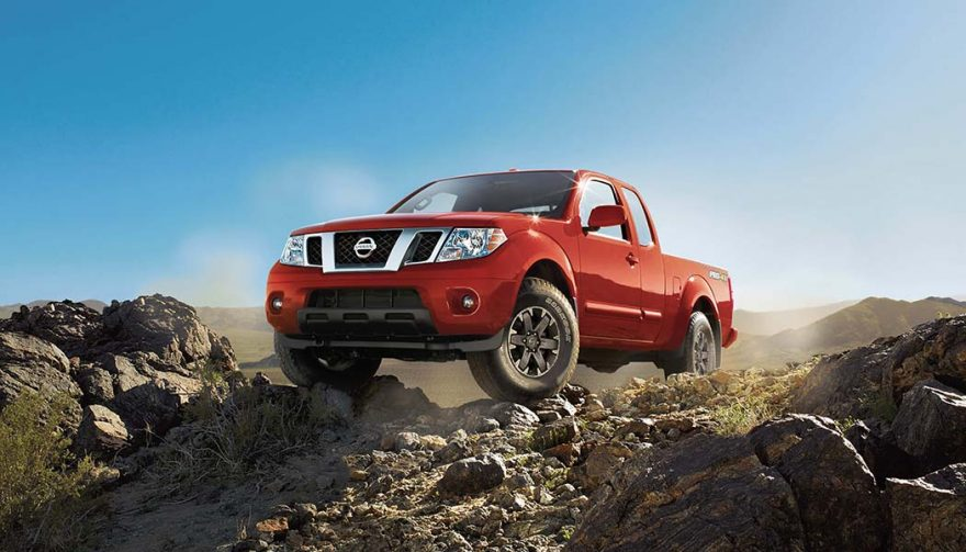 The Nissan Frontier could be considered the best pickup truck