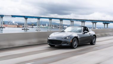 The Mazda Miata is one of the best affordable sports cars