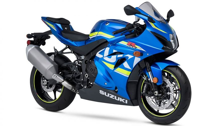 The Suzuki GSX-R1000 has one of the fastest motorcycle 0-60 times