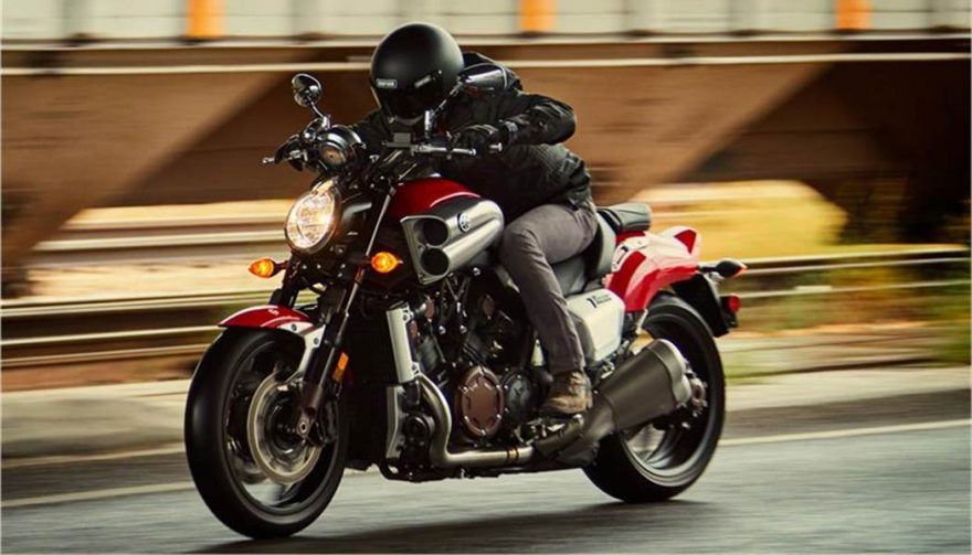 The Yamaha VMAX has one of the fastest motorcycle 0-60 times