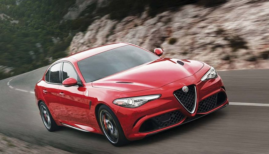 The Alfa Romeo Giulia Quadrifoglio is one of the best luxury cars