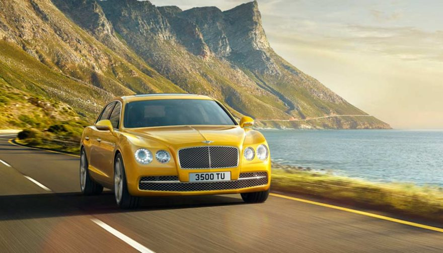 The Bentley Flying Spur is one of the best luxury cars