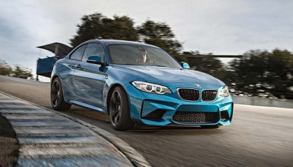 The BMW M2 is one of the best luxury cars
