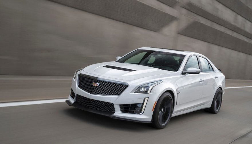 The Cadillac CTS-V is one of the best luxury cars