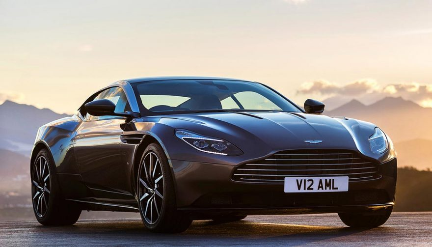 The Aston Martin DB11 is one of the best luxury cars