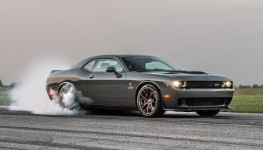 The Hennessey Hellcat HPE1000