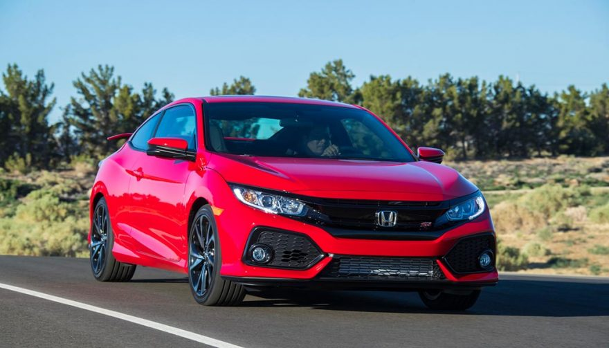 The 2017 Honda Civic Si Coupe is one of the best affordable sports cars