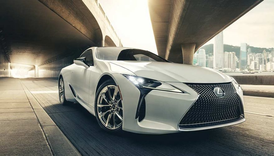 The Lexus LC is one of the best luxury cars