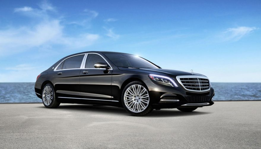 The Mercedes-Maybach S550 is one of the best luxury cars