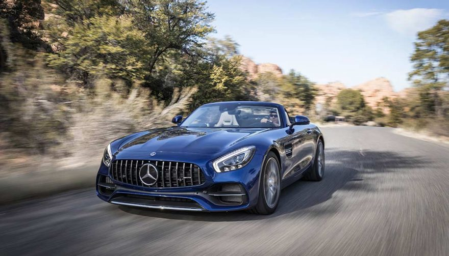 The >Mercedes AMG GT S is one of the best luxury cars
