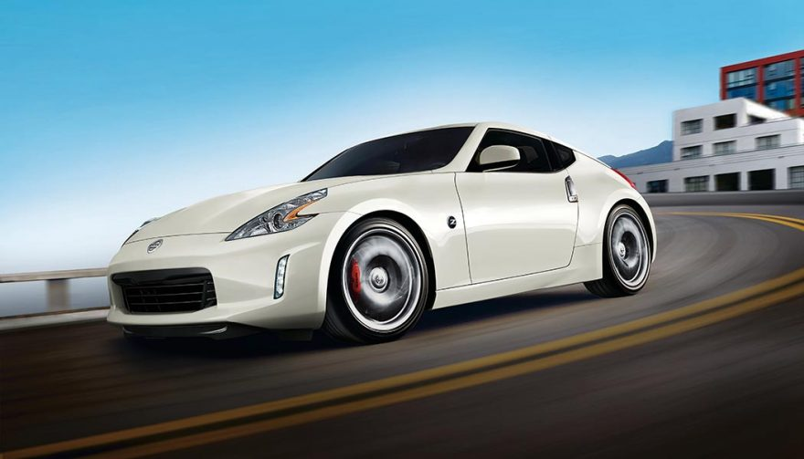 The 2017 Nissan 370Z is one of the best affordable sports cars